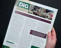 DigSight newsletter for Southern Adventist University