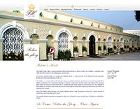Faletti's Hotel - Design HTML/CSS