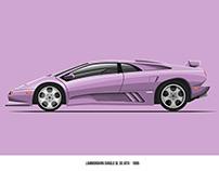 Automotive Print Study