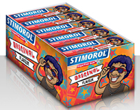 Stimorol Gum Packaging