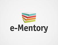e-Mentory - Logo y Paplería