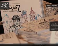 Website Telos Cultural (2013)