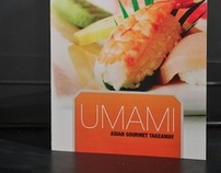Umami day menu and communication kit