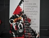 Endangered Pandas PSA kit