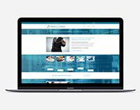 Venaccuracc Website Design