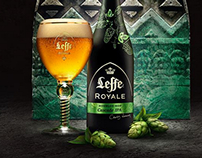 Leffe Royale - Tv Commercial Storyboarding