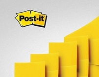 3M | Post It | Anúncio Impresso