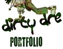 Andre Guindi Character Design & Illustration Portfolio