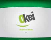 Web - Okei Veiculos