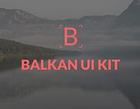 Balkan - Free UI Kit