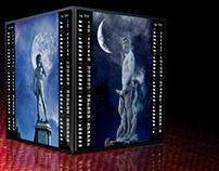 Cube Calendar | progetto universitario