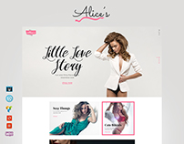 Alice's | Lingerie Store and Fashion Boutique