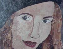 Assemblage Portrait