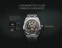 Audemars Piguet Section Savoir-Faire -- Débuggage