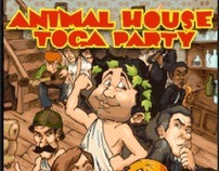 SKYZONE Mobile: Animal House: Toga Party