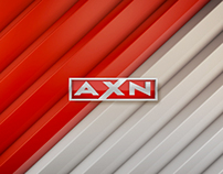 AXN Latin America 2013 INHOUSE Refresh