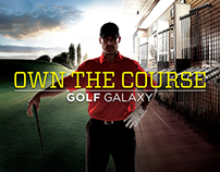 2012 Golf Galaxy Conference Theme Banner