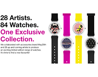 Watches for fab.com
