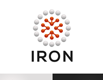 IRON project website and branding