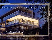 Social media campaign for Apartamenty Przy Morskim Oku