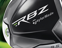 TaylorMade RocketBallz / R11S Launch Trifold