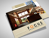 Architectural firm Brochure
