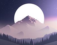 Mountain : Illustration #3
