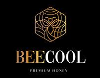 Premium Honey Logo & Branding