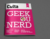 Culta Magazine project