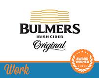 Bulmers Social Media (2014 - Present)