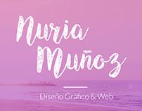 Nuria Muñoz - Branding
