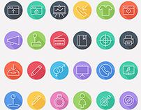 iOS8-Icons-Colorful-Flat-Icons-Line-Icons