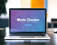 Movie Checker