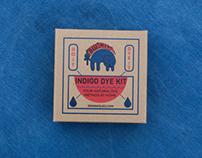 BLU KIT Indigo dye kit