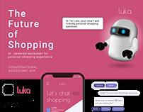 ShopBot- Luka