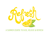 Refresh Logo Design