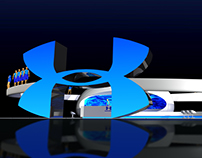 UnderArmour Exhibit Concept 2
