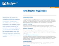 DATA SHEETS: Juniper Networks