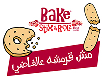 Bake Stix & Rolz - Stands