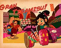 Gran Tiramisu! (Wreck-It Ralph)