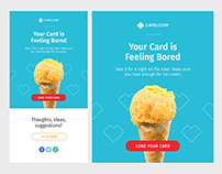 Card - Email Design