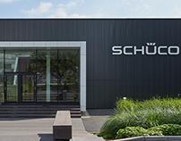 Schüco | Showroom | Bielefeld 2015