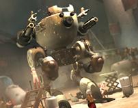 TF5 Steam War