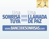 Banco de Sonrisas - Tigo Colombia