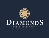 Diamonds II Logo
