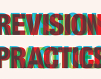 Revision Practice in Media Art and Design flyer