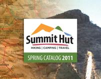 Summit Hut Catalog Sample