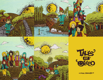 Tales of Oheo (a Children Illustration Book Project)