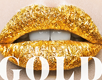 Golden Lips