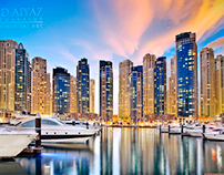Dubai Marina Yatch Club